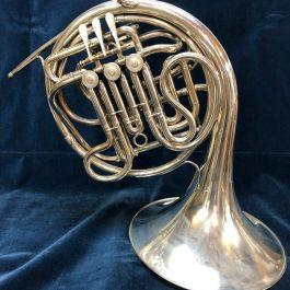 HN White Schmidt Model Double Horn