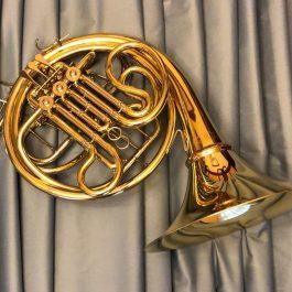 Lewis-Duerk Clevenger Model Double Horn Used