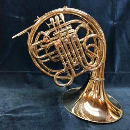 Yamaha YHR-668NDII Double Horn Used