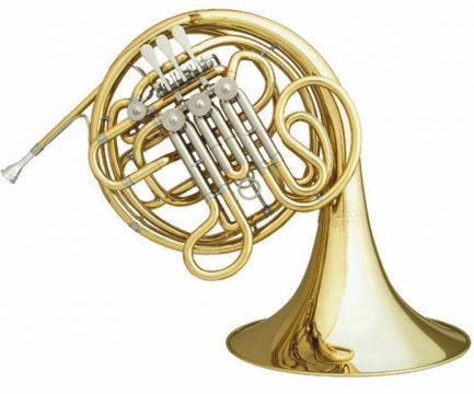 hans hoyer 6801 double french horn