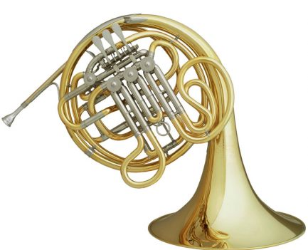 hans hoyer 7801 double french horn