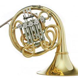 Hans Hoyer C12 Double Horn – New