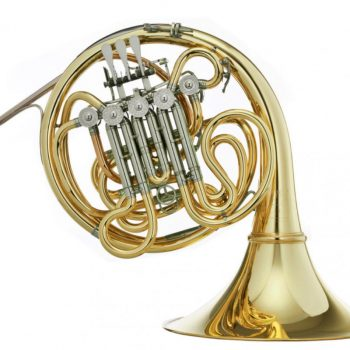 Hans Hoyer C12 Double Horn – New