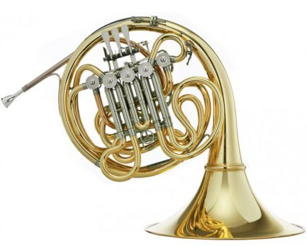 hans hoyer c12 double french horn