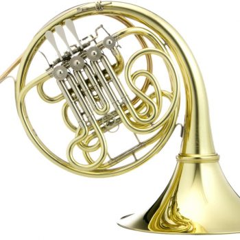 Hans Hoyer G10 Double Horn – New