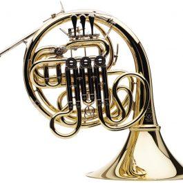 Hans Hoyer K10 Double Horn – New