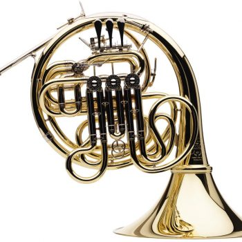 Hans Hoyer K10 Double Horn – New