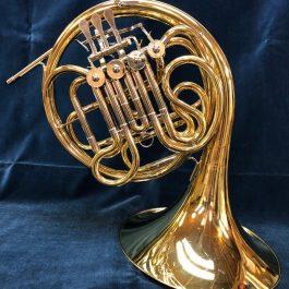Yamaha YHR-567 Double Horn – Used